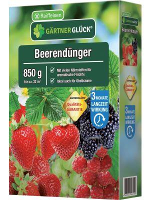 Raiffeisen Beerendünger 850g Gärtnerglück Dünger