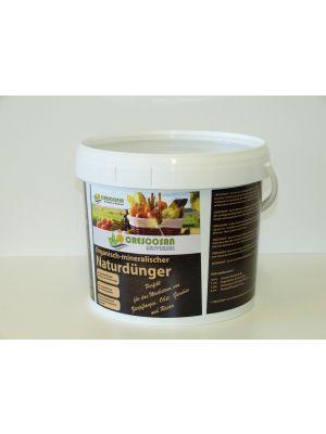 Naturdünger Pellets Eimer 5kg Crescosan - 1