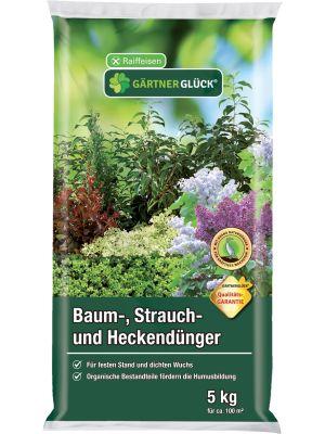 Raiffeisen Baumdünger Strauchdünger Heckendünger Dünger