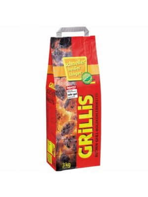 Grillbriketts 3kg
