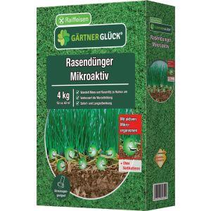 Rasendünger Mikroaktiv organisch mineralisch 4kg