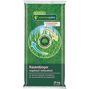 Raiffeisen Rasendünger organisch-mineralisch Gärtnerglück