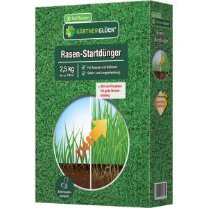Gärtnerglück Rasenstartdünger 2,5kg Gärtnerglück
