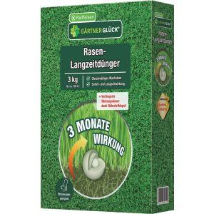 Raiffeisen Rasen Langzeitdünger Gärtnerglück 3kg